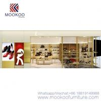 China 3D Shoe Store Furniture Design on sale