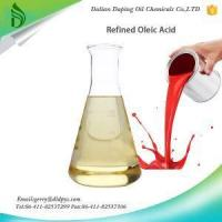 China Refined Soya Oleic Acid for Dimmer Acid on sale