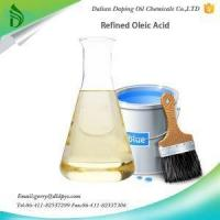 China Refined Soya Oleic Acid for Painting Industry on sale