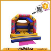 China Frozen inflatable bouncer/inflatable jumping/inflatable kids moonwalks for sale on sale