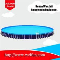 Hot sale above ground metal frame pools metal frame pool for sale with high quality