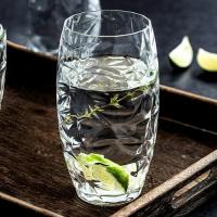 China Colored polygon whisky glass on sale