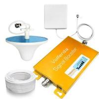 Buy cheap Volferda 4G 700 MHz Cell Phone Signal Booster With Wall & Dome Antenna from wholesalers