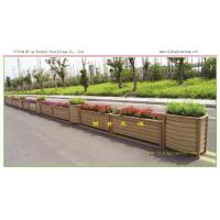 Flower boxes Fence