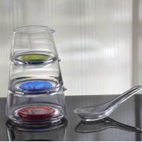 China Hand Made Colorful Glass Cookie Jar And Creamer & Suger Set from Daxi Houseware ---DX-Y057 wholesale