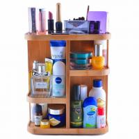 Buy cheap Bamboo Cosmetic Rack from wholesalers
