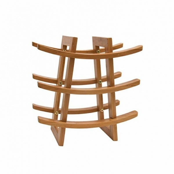 China Bamboo Wine Rack