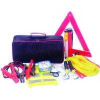 China 38 PCS Car Emergency Kit With Tow Strap wholesale