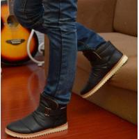 China Men's Buckle Boots on sale