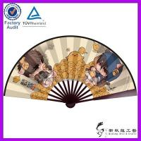 New product launch Calligraphy and painting fan made in china