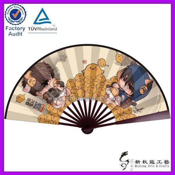 Quality New product launch Calligraphy and painting fan made in china for sale