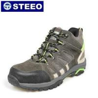 China Anti slip steel toe hiking winter safety shoes outdoor on sale