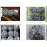 China 430 Stainless Steel Scrubber wholesale