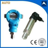 Quality High Temperature 4-20ma Output Compact Pressure Transmitter Measure Hydraulic Fluid for sale