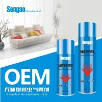 China insecticide odourless aerosol insecticide wholesale