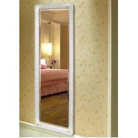 Buy cheap European Style Bathroom Mirror With Plastic Steel Frame from wholesalers