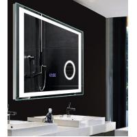 Buy cheap LED Backlit Mirror With Touch Switch With Magnifier from wholesalers