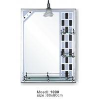 Buy cheap Bathroom Mirror Glass With Shelf Bathroom Mirror Factory Directly Sale Decorative Mirror from wholesalers