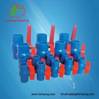 Buy cheap PVC Blue Ball Valve(Thailand,Philippines...) from wholesalers