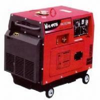 Buy cheap China / Hiearns / Air-cooled Diesel Engine Welding Generator / DG6500SEW from wholesalers