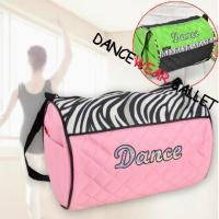 China Dance Ballet Bags With Sequin Leopard Print wholesale