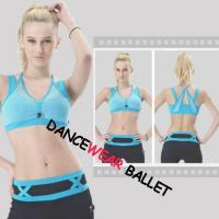 China Sexy Cross Back Design Yoga Clothing Bra And Pants wholesale