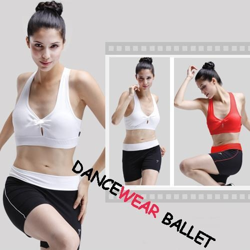Quality Dance Active & Fitness Contrast Color Shorts for sale