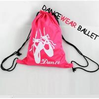 China Dance Ballet With Pointe Shoe Print wholesale