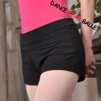 China Turn Over Waist Dance Active & Fitness Shorts wholesale