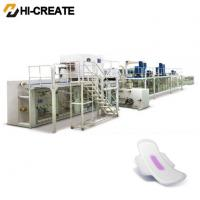 China Sanitary Pad Production Machine wholesale