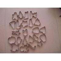 China Cookie cutter-13 Different shape cookie cutters wholesale