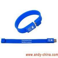 China Wrist band USB Item NO: 25-1 wholesale