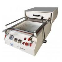 China Semi Auto Thermoforming Machine for Plastics Tray on sale