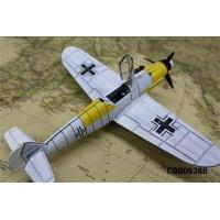 Aircraft Model BF-109 fighter 1:48 assembly toys Military Model