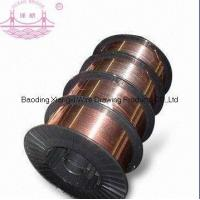 Buy cheap co2 gas shielded welding wire AWS ER70s-6 from wholesalers