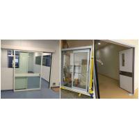 Buy cheap Auto sliding ICU room door from wholesalers