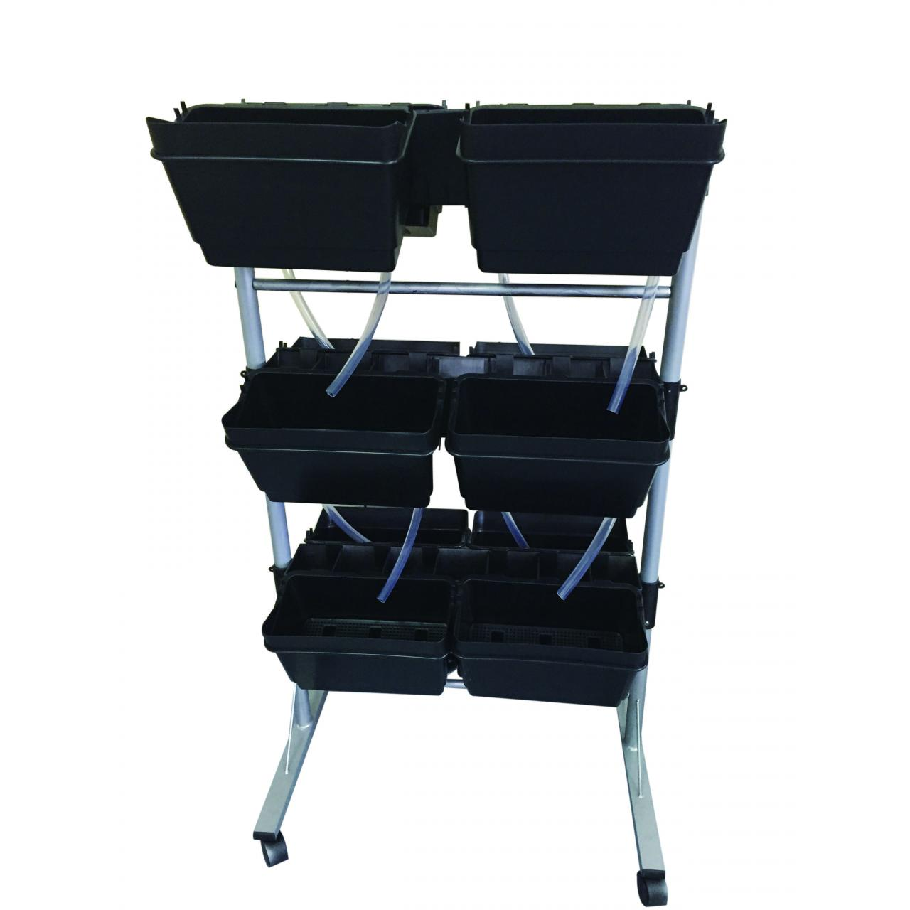 Buy cheap Vertical Planter 3 Tier W/ 12 pots from wholesalers