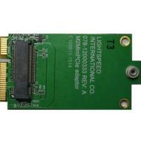 Buy cheap M2minPCIe M.2 to miniPCIe convertor from wholesalers