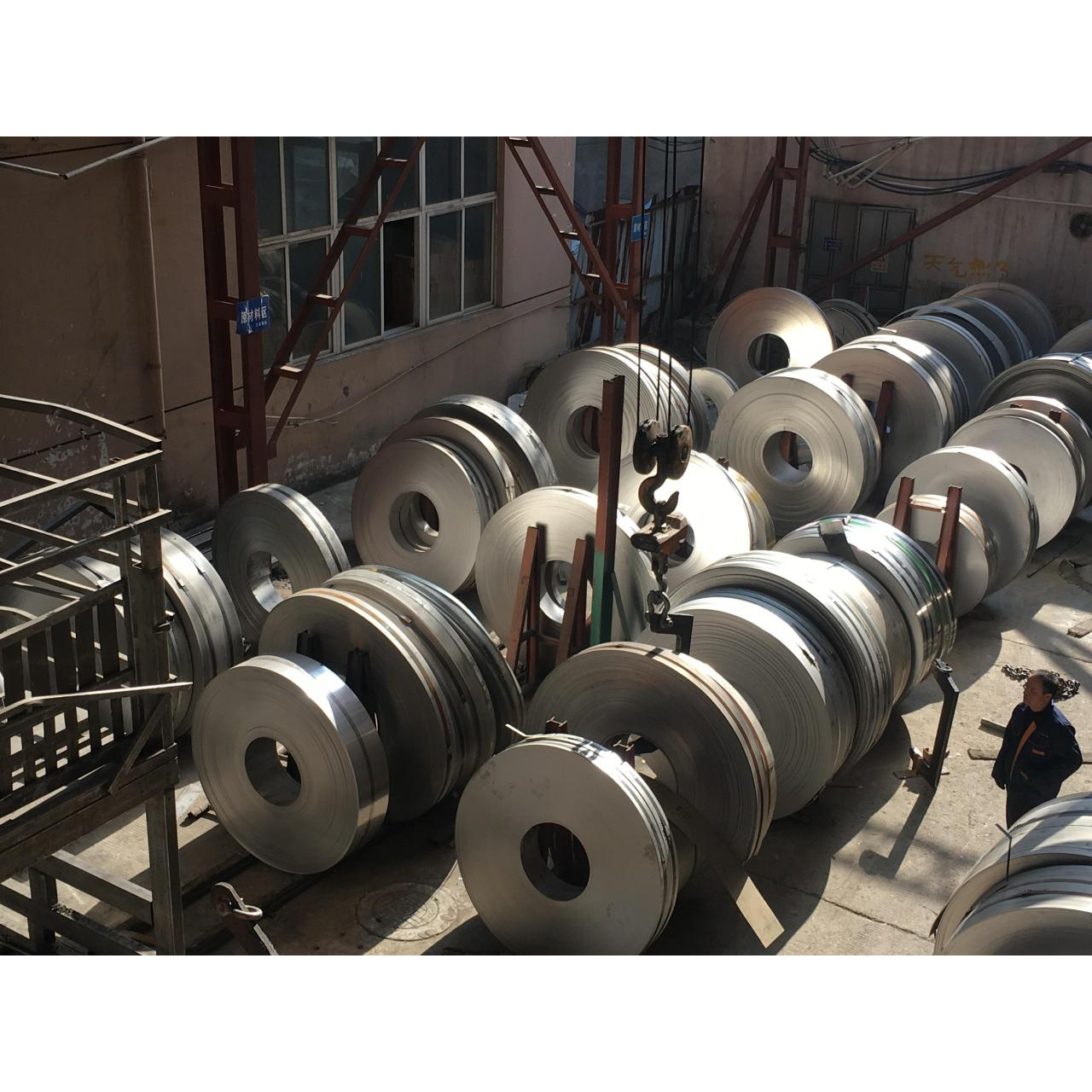 Buy cheap Supply 304 Stainless Steel Cold Rolling Strip/Coil from wholesalers
