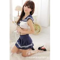 China Sexy Wear/Lingerie Sexy Custome Student Uniform (8047) wholesale
