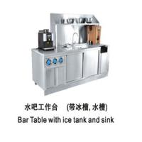 China Stainless Steel Kitchen Equipment Sheet metal working table wholesale