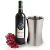 China Bar & Wine Tools Stainless Steel Insulated Wine Cooler Chiller, Ice Bucket wholesale