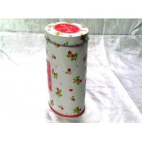 China Biscuits & Cookie Tins Biscuits & Cookie Tin Can-U6209 size 106x78x165 mmH Back wholesale