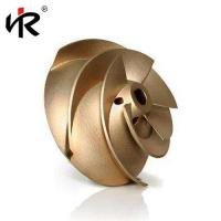 Buy cheap Truck Brake System Brass Lost-Wax Castings from wholesalers