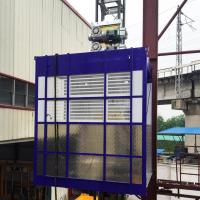 Buy cheap Construction Hoist with Super Height Cage from wholesalers