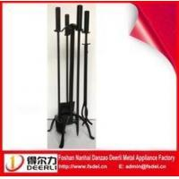 Buy cheap Fireplace Tools/ poker tongs shovel brush/fireplace set/ fireplace accessories from wholesalers
