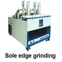 Buy cheap Machinery Sole edge grinding machine from wholesalers