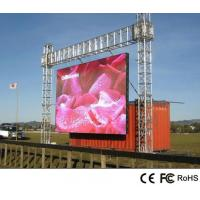 Buy cheap Outdoor LED Display Outdoor P10 Rental LED Display from wholesalers