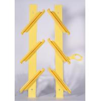 Buy cheap alum. louvre frames with PP clips 6DPAA40-H2YL from wholesalers