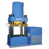 Buy cheap Four Column Single Action Cooker Hydraulic Press from wholesalers